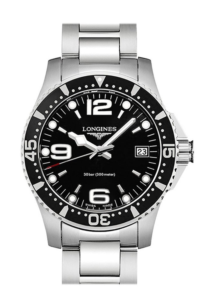 Longines HYDROCONQUEST DIVING WATCH 34MM mens watch L33404566