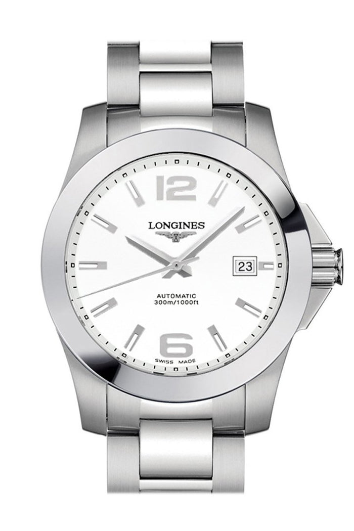 Longines Conquest Automatic 39mm Mens Watch L36764166