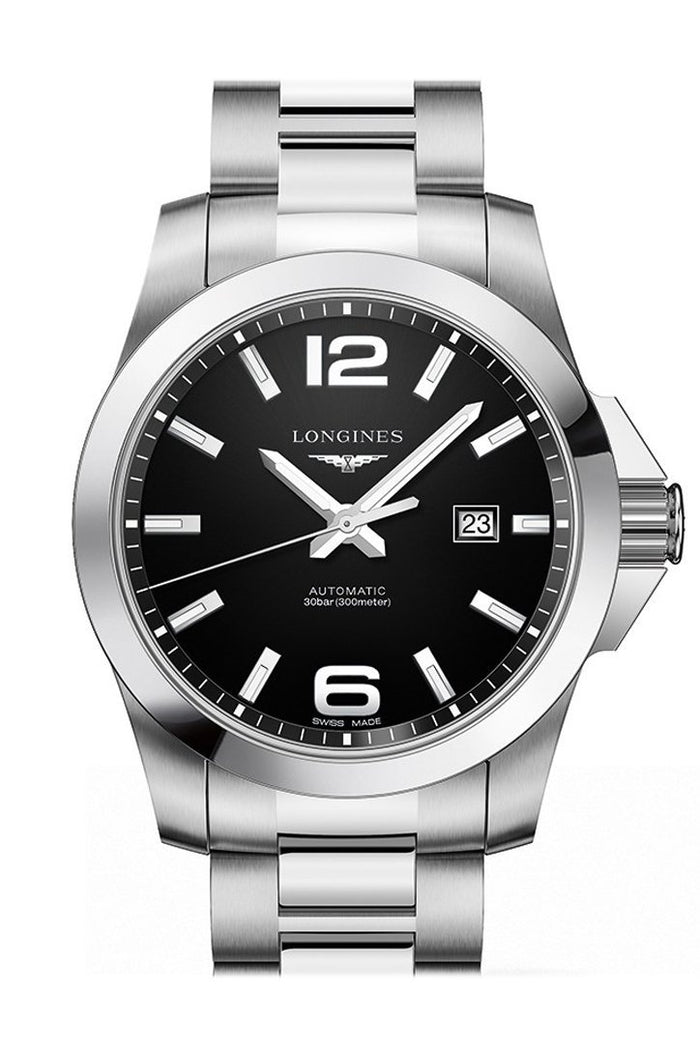 LONGINES CONQUEST AUTOMATIC 43mm Men's Watch L37784586