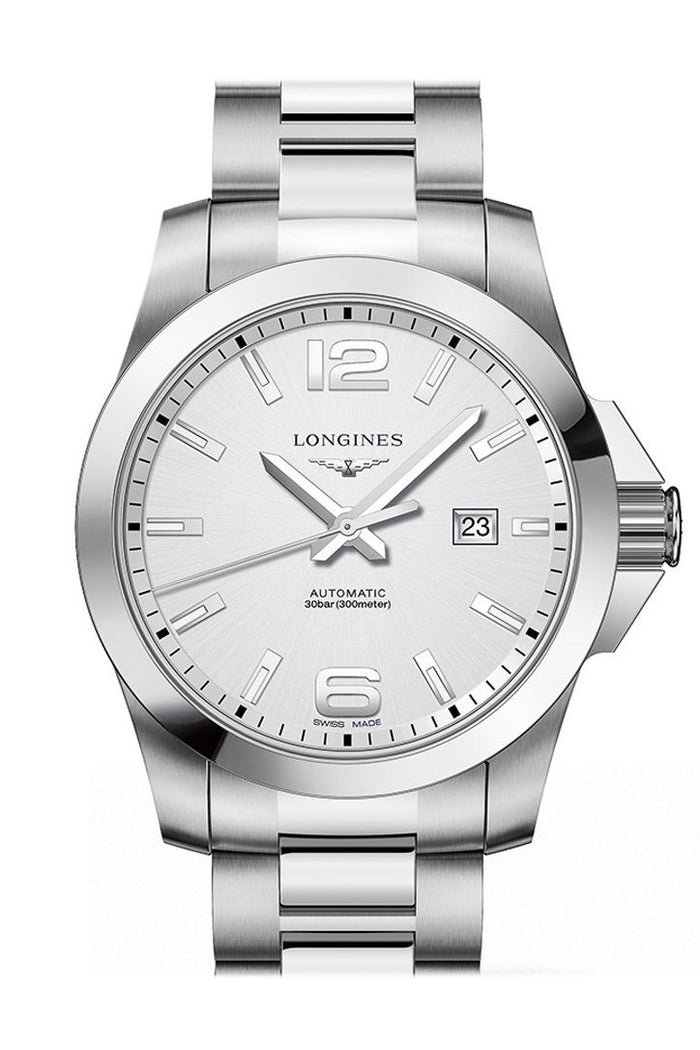 LONGINES CONQUEST AUTOMATIC 43mm Men's Watch L37784766