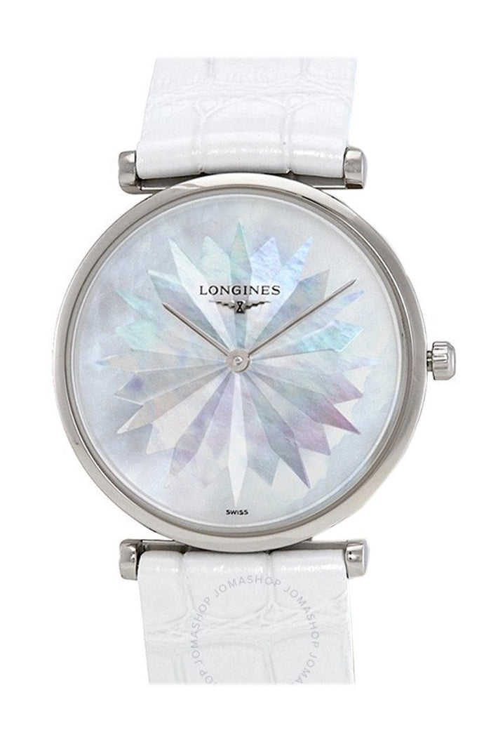 LONGINES La Grande Classique White Dial 29mm Ladies Watch L45124052