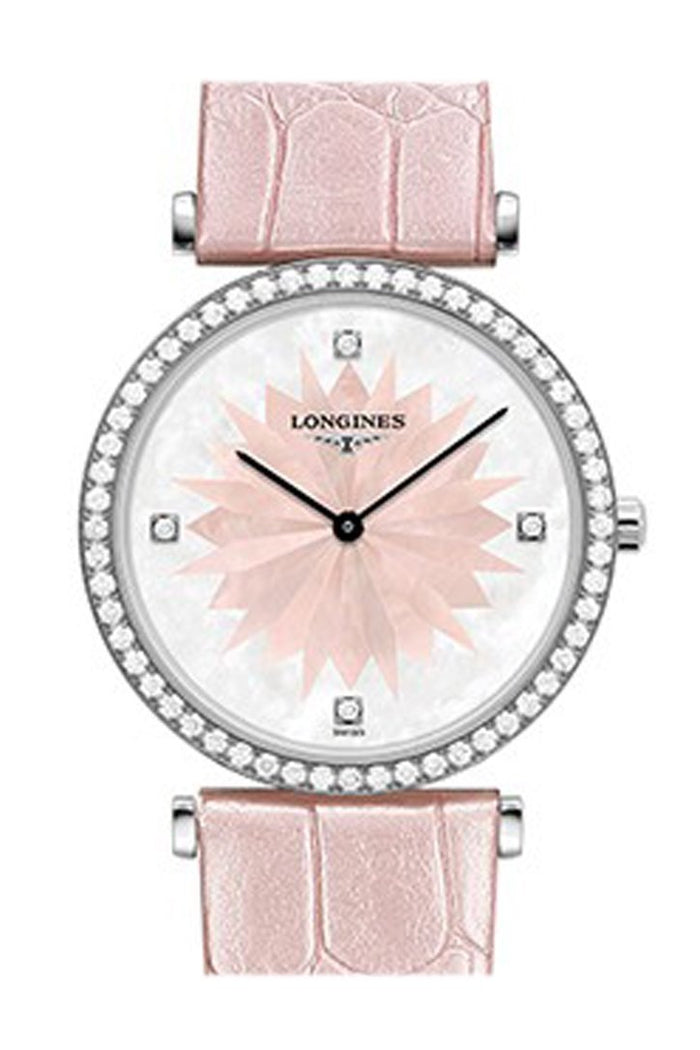 LONGINES La Grande Classique Pink Dial 29mm Ladies Watch L45130242