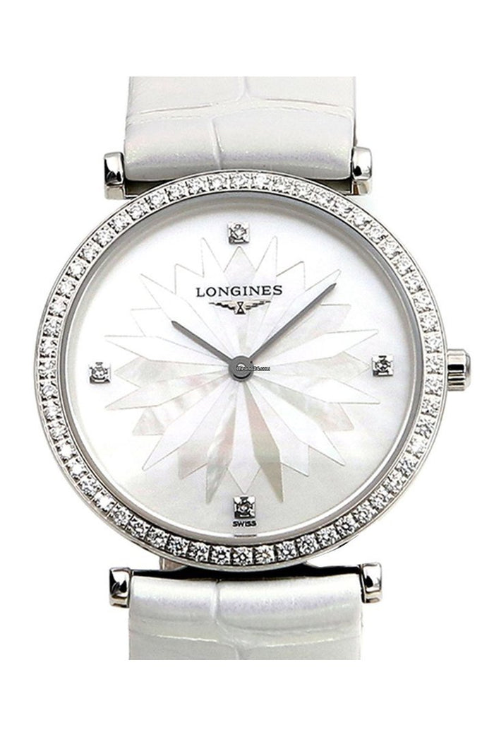 LONGINES La Grande Classique White Dial 29mm Ladies Watch L45130252