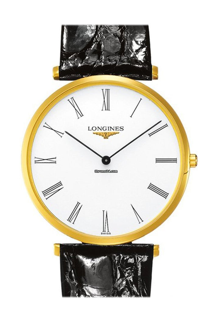 LONGINES La Grande Classique White Dial 37mm Men's Watch L47662112