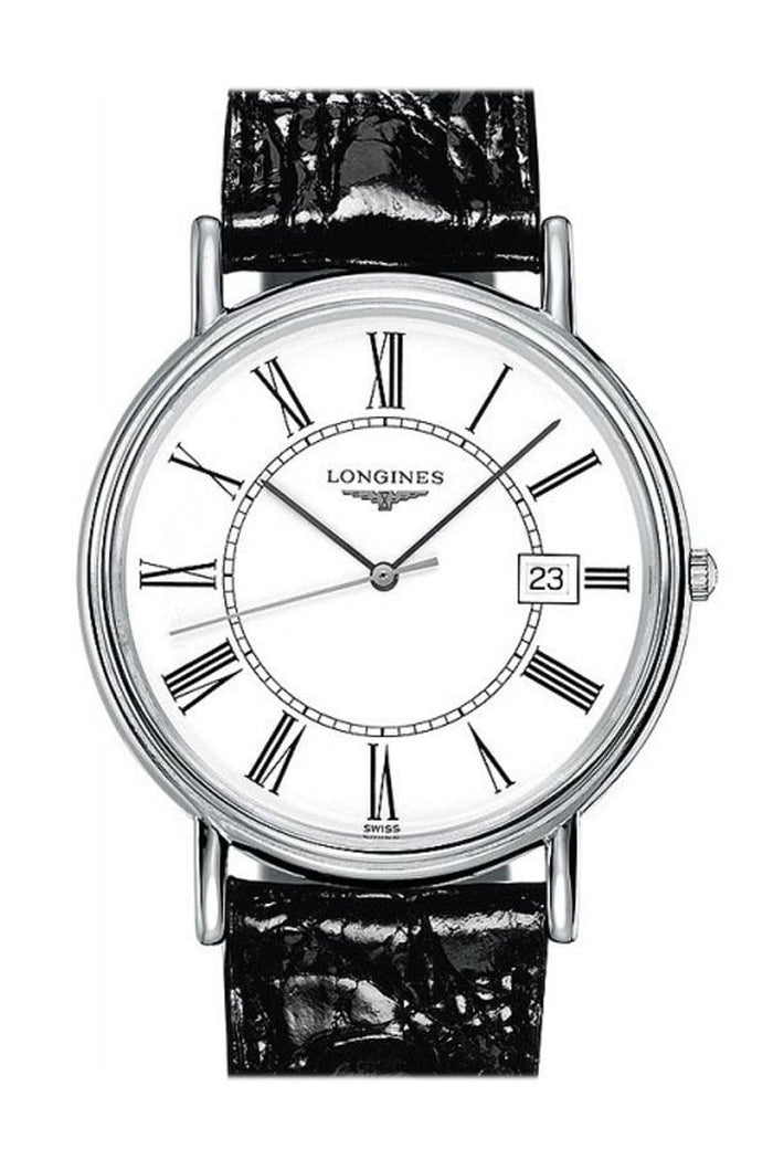LONGINES La Grande Presnce White Dial 39mm Men's Watch L47904116