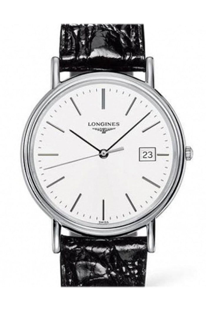 LONGINES La Grande Presnce White Dial 39mm Men's Watch L47904122