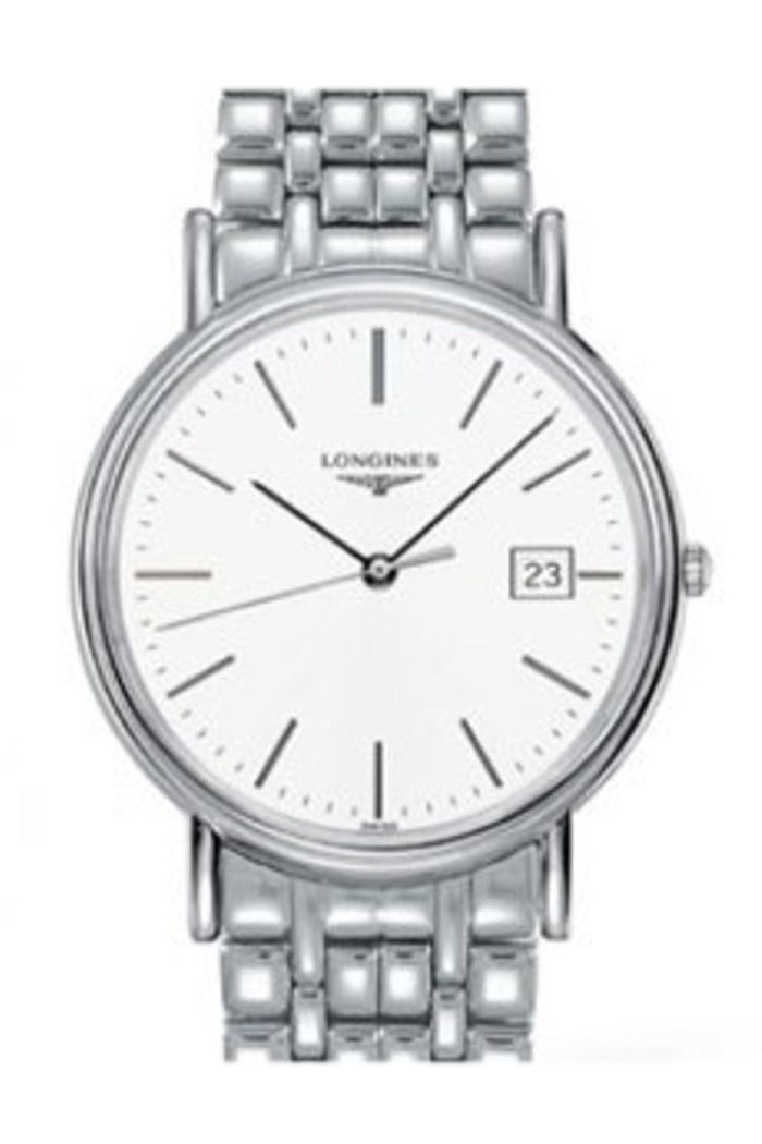LONGINES La Grande Presnce White Dial 39mm Men's Watch L47904126