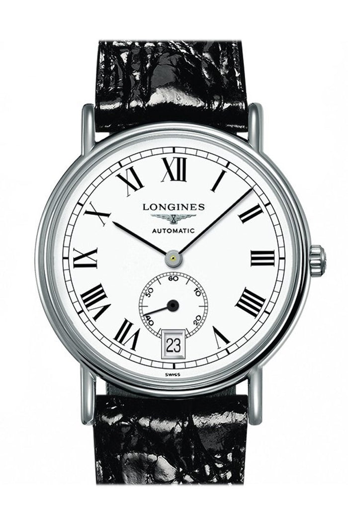 LONGINES La Grande Presnce White Dial 39mm Men's Watch L48054112