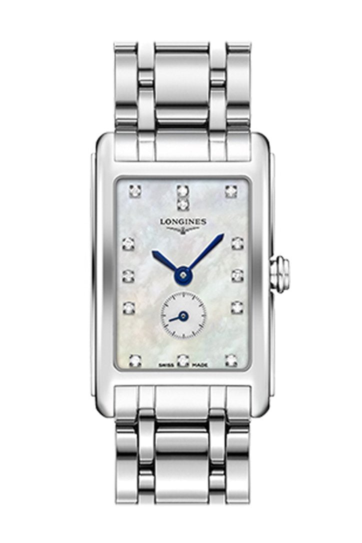 Longines Dolcevita Stainless Steel 20Mm Ladies Watch L52554876