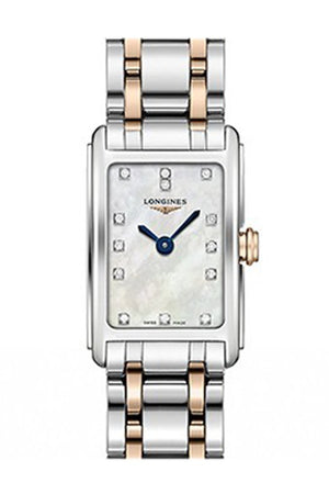 Longines Dolcevita Mother Of Pearl Dial Diamond 20Mm Ladies Watch L52585877