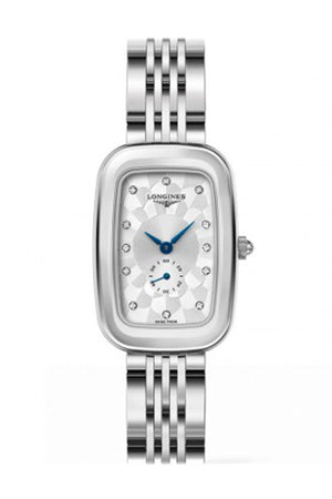 Longines Equestrian Collection Boucle 22Mm Stainless Steel L61414776 Watch