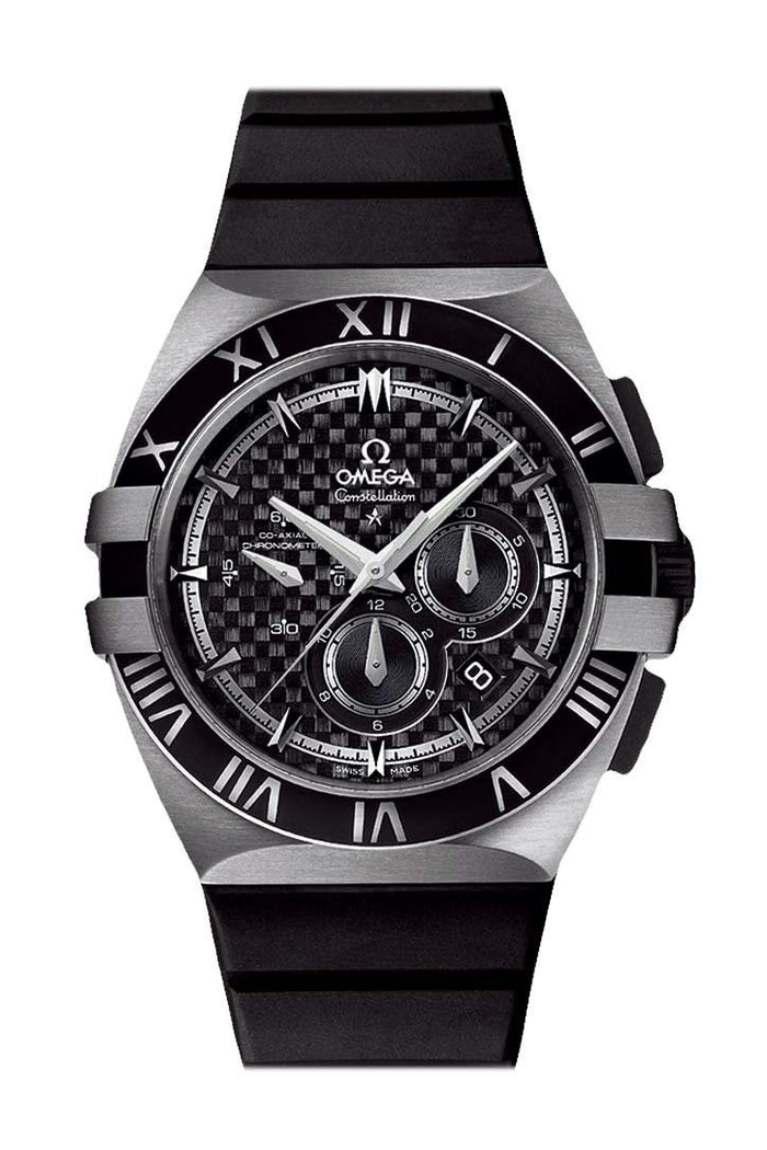 OMEGA Constellation 41mm Black Self-winding chronograph Men's Automatic 121.92.41.50.01.001