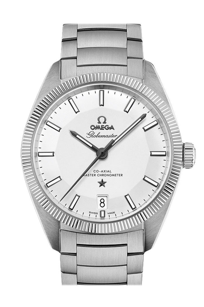 OMEGA Constellation Globemaster 39mm Silver Steel Men's Automatic 130.30.39.21.02.001