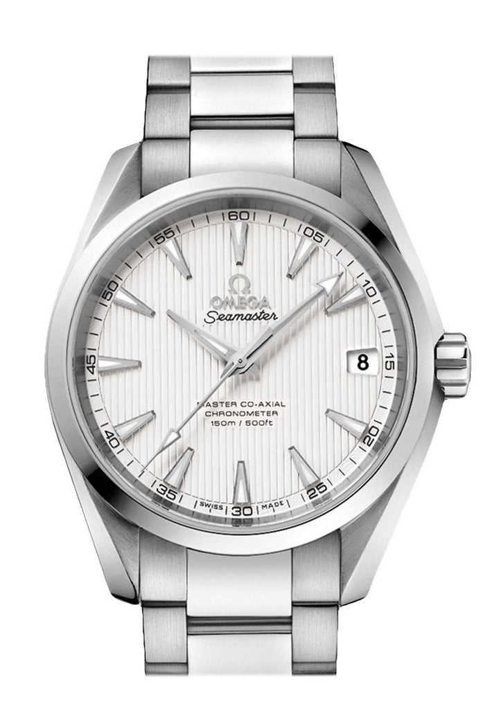 OMEGA Seamaster Aqua Terra 38.5mm Silver Steel Men's Automatic 231.10.39.21.02.002