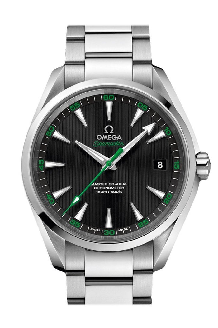 OMEGA Seamaster Aqua Terra 38.5mm White Steel Men's Automatic 231.10.42.21.01.004