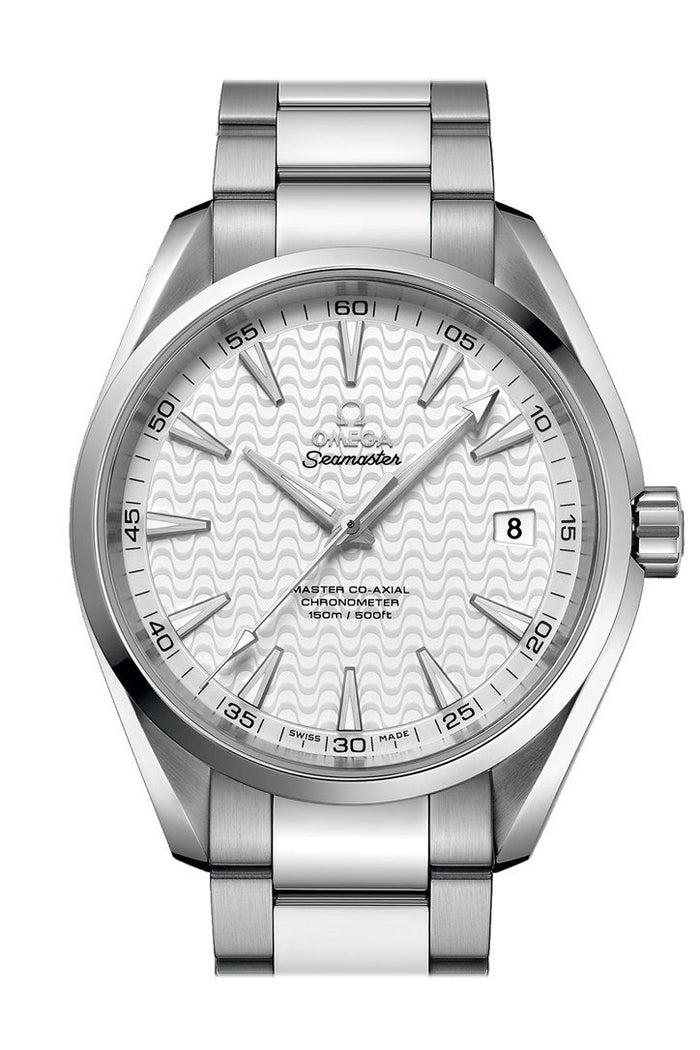 OMEGA Seamaster Aqua Terra 41.5mm Silver Steel Men's Automatic 231.10.42.21.02.006