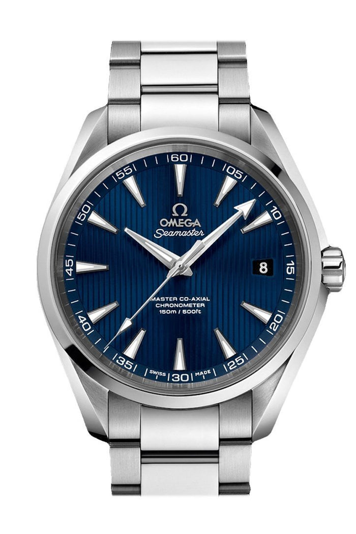 OMEGA Seamaster Aqua Terra 41.5mm Blue Steel Men's Automatic 231.10.42.21.03.003