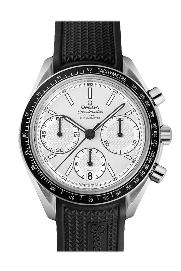OMEGA Speedmaster Racing 40mm Silver Steel Men's Automatic 326.32.40.50.02.001