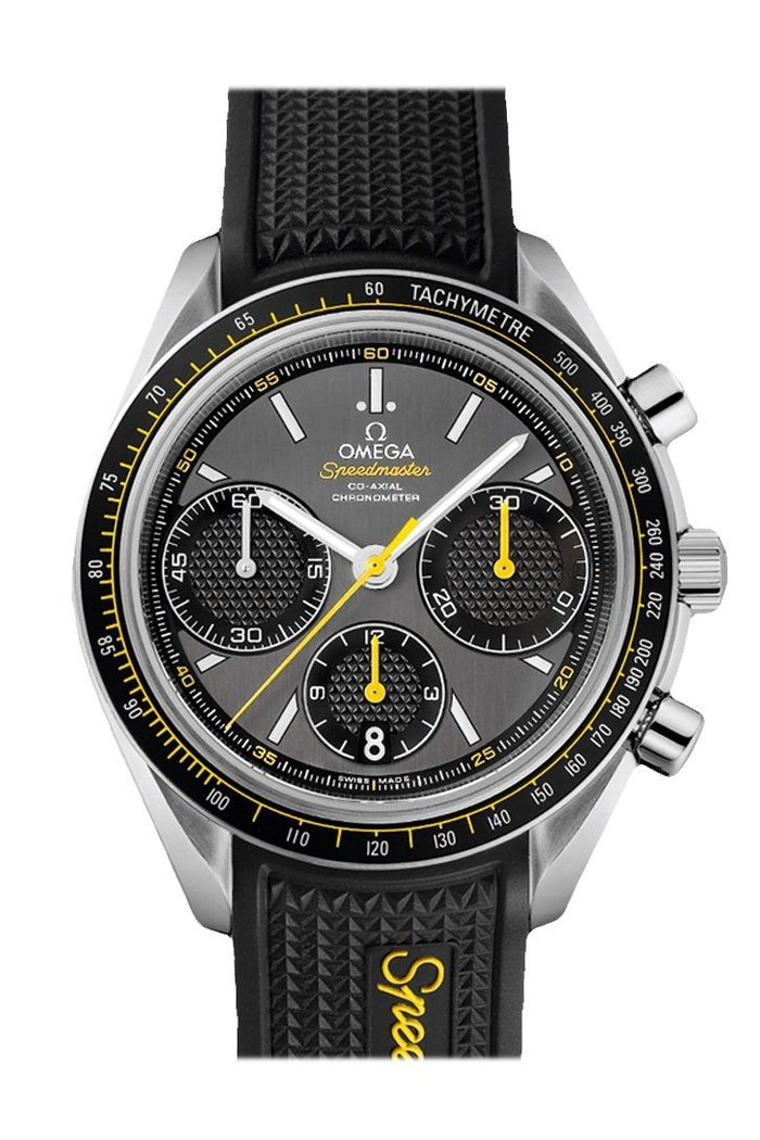 OMEGA Speedmaster Racing 40mm Grey Steel Men's Automatic 326.32.40.50.06.001