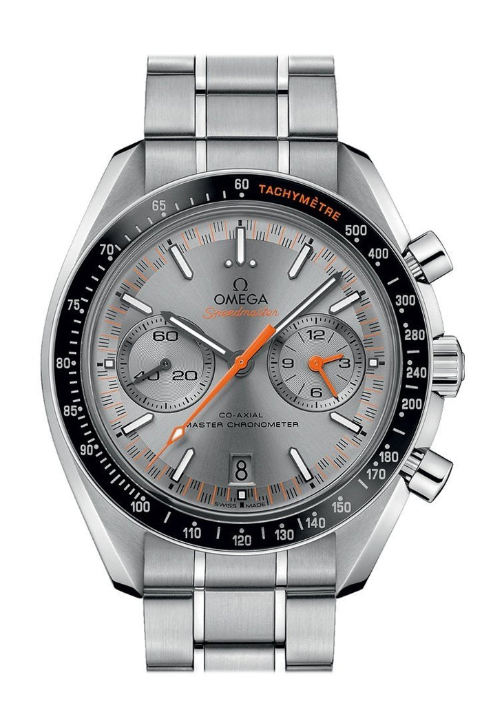 OMEGA Speedmaster Racing 44.25mm Grey Steel Men's Automatic 329.30.44.51.06.001
