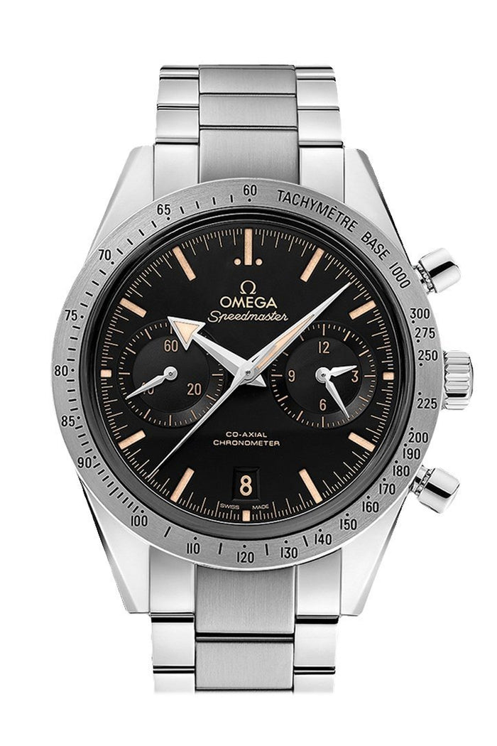 OMEGA Speedmaster57 41.5 mm Black Steel Men's Automatic 331.10.42.51.01.002