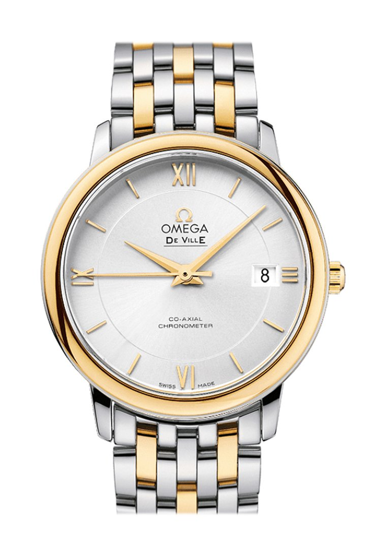 OMEGA De Ville Prestige Co-Axial Automatic Men's Watch 424.20.37.20.02.001