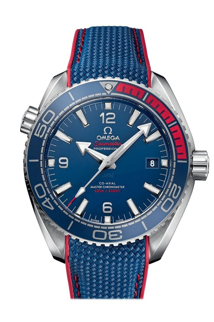 OMEGA Olympic Games Collection 43.5mm Blue Steel Men's Automatic 522.32.44.21.03.001