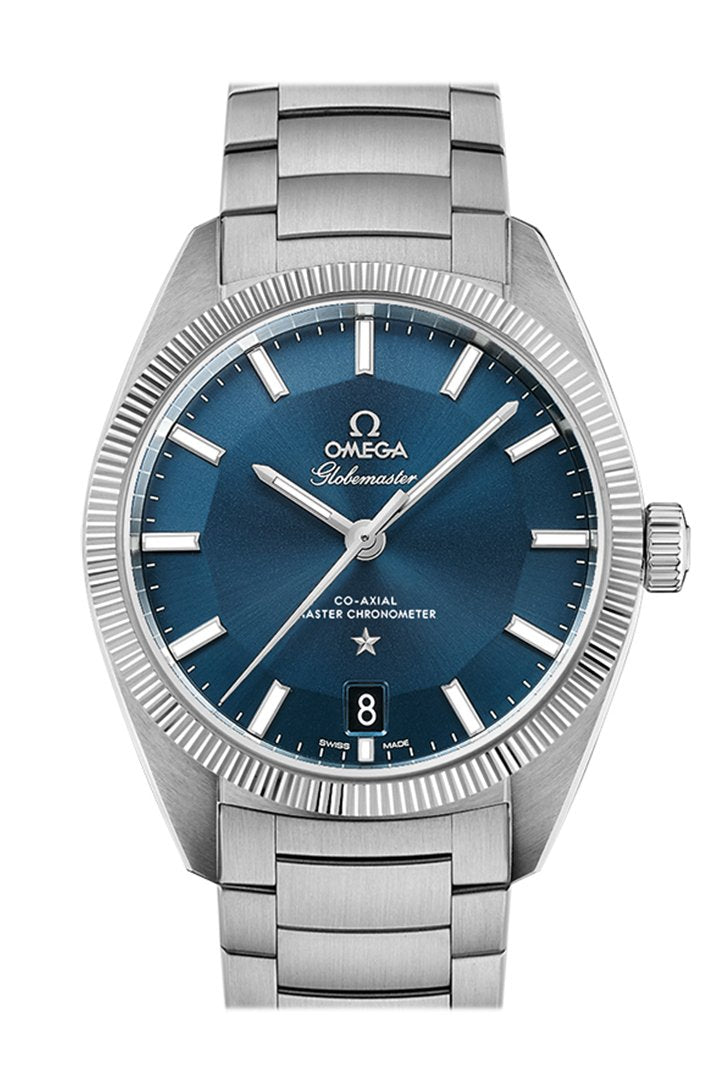 Omega Constellation Automatic Blue Dial Mens Watch 130.30.39.21.03.001