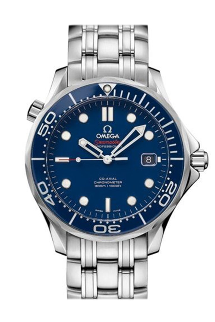 Omega Constellation Automatic Blue Dial Men's Watch 130.30.39.21.03.001