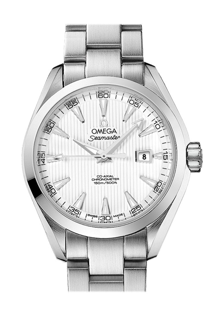 Omega Seamaster Aqua Terra Automatic Chronometer Womens Watch 231.10.34.20.04.001