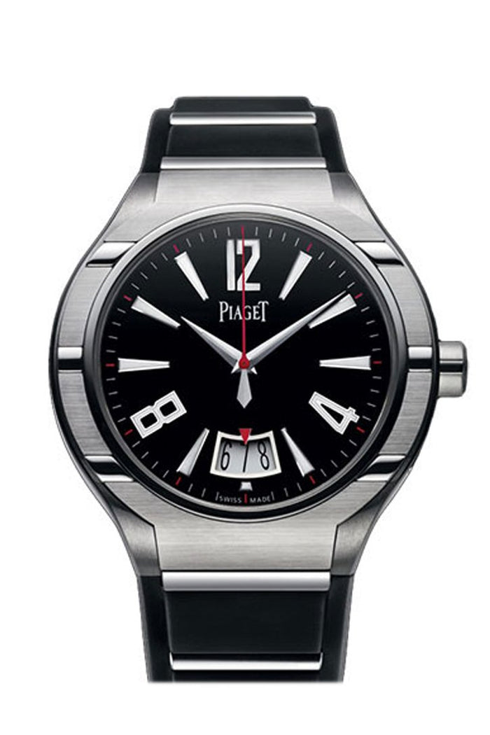 Piaget Polo Polo Forty Five in Titanium G0A34011