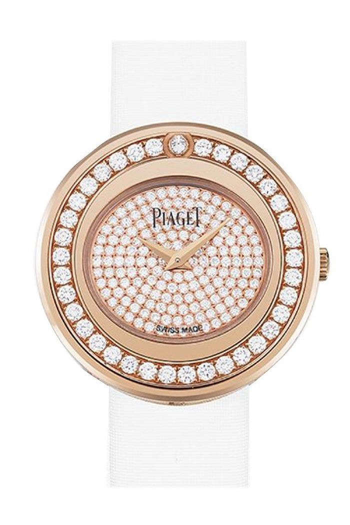 Piaget RG Possesion With Pave Dial Ladiess Watch G0A37189