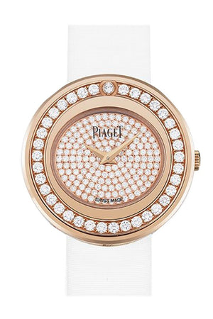 Piaget Rg Possesion With Pave Dial Ladiess Watch G0A37189 Diamond
