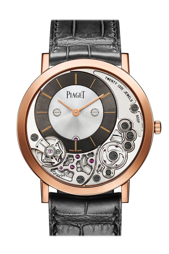 Piaget Limelight RG Magic Hour Pave Ladies Watch G0A37196