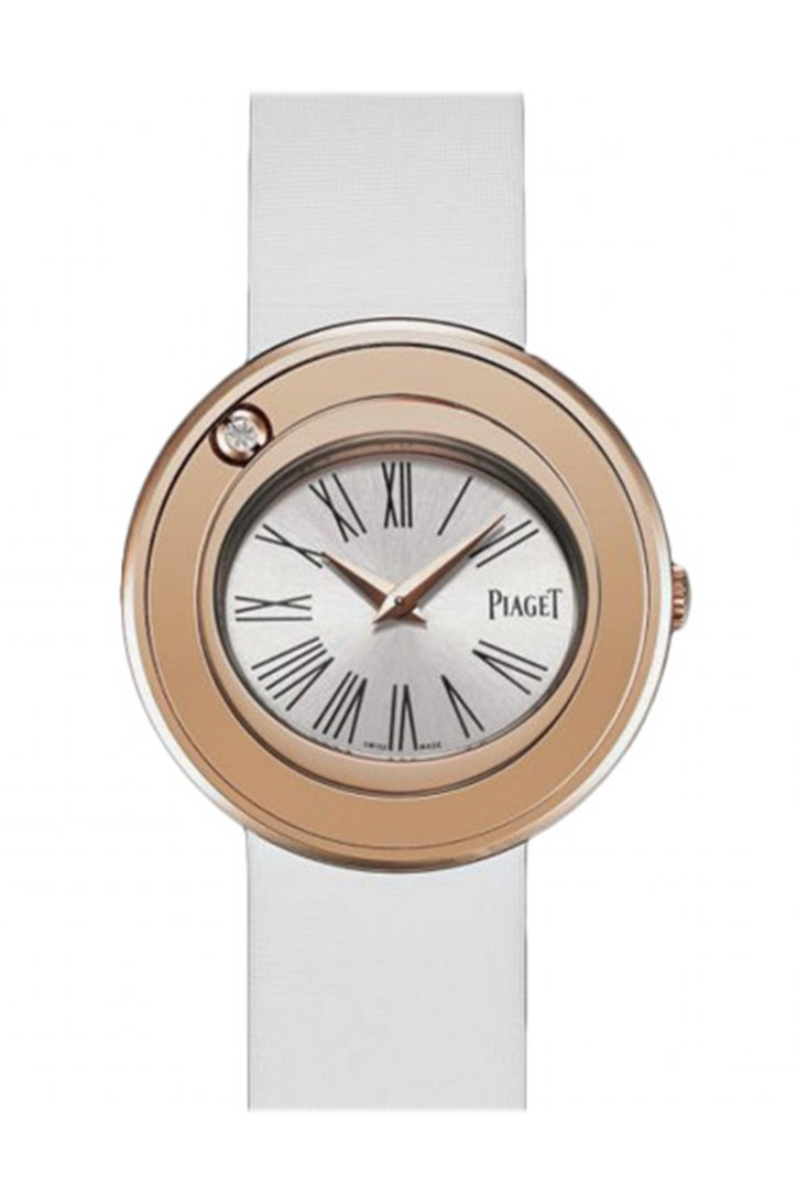 Piaget Possession 29Mm Quartz 18K Rose Gold Ladies Watch Goa35084 Goa35084