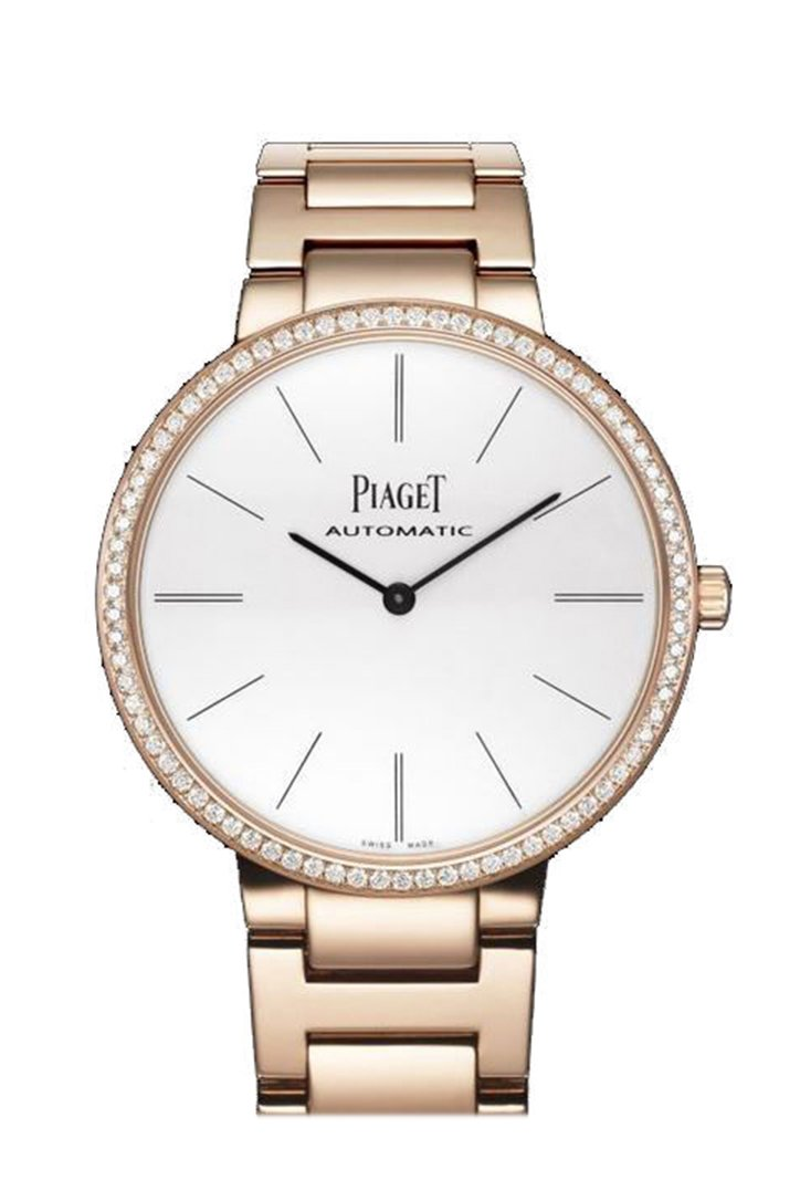 Piaget Altiplano White Dial Automatic Men's Watch GOA40114