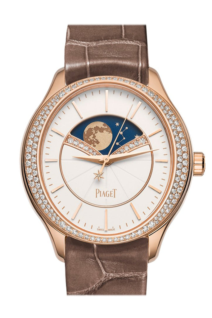 Piaget Limelight Stella White Dial Automatic Ladies Watch Goa40123