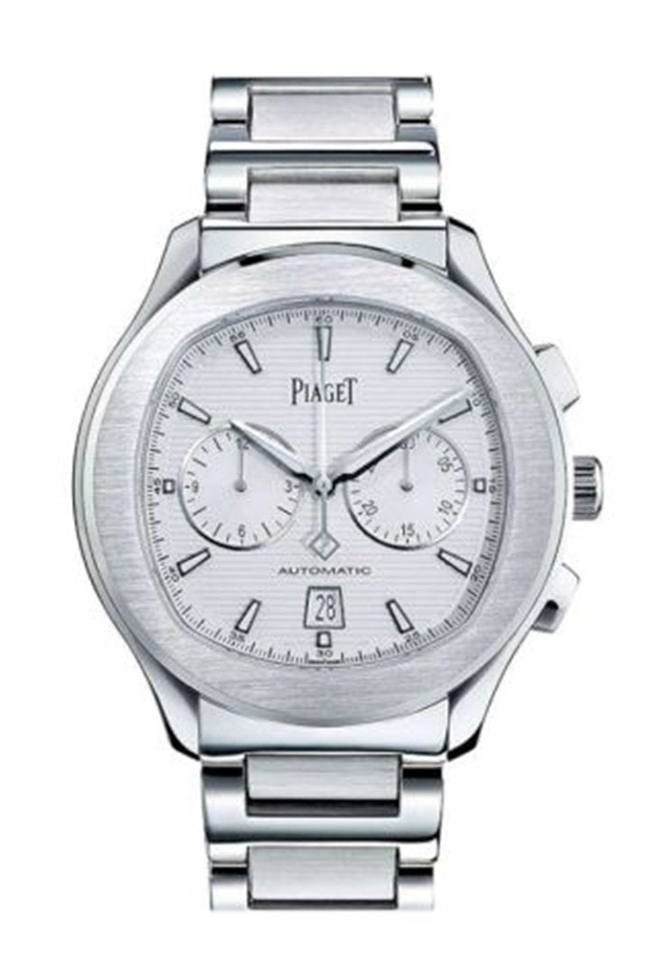Piaget Polo S Chronograph Automatic Mens Watch Goa41004