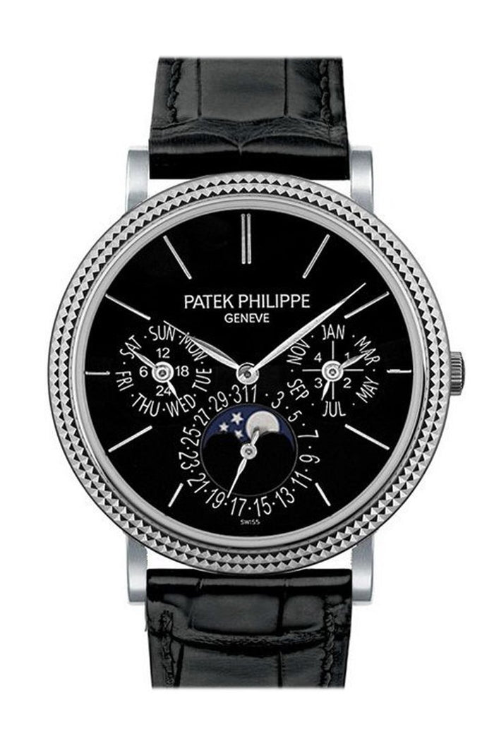 Patek Philippe Grand Complication Automatic 18 kt White Gold 38mm Men's Watch 5139G-010