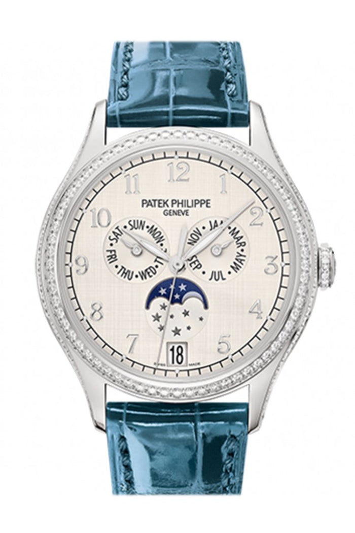 PATEK PHILIPPE Ladies Complications White Gold Watch 4947G-010