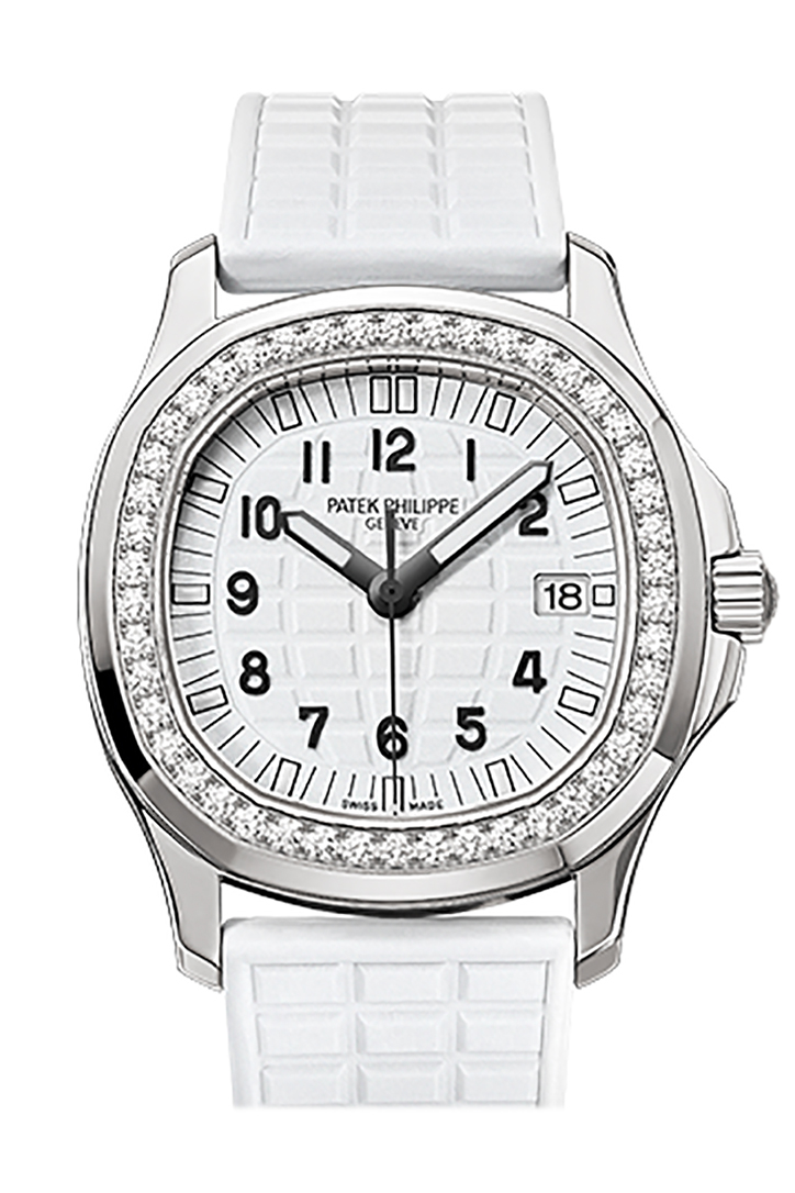 Patek Philippe Aquanaut Diamond Ladies Watch 5067A-024
