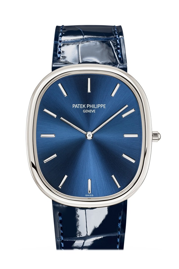 Patek Philippe Golden Ellipse Mens Watch 5738P-001