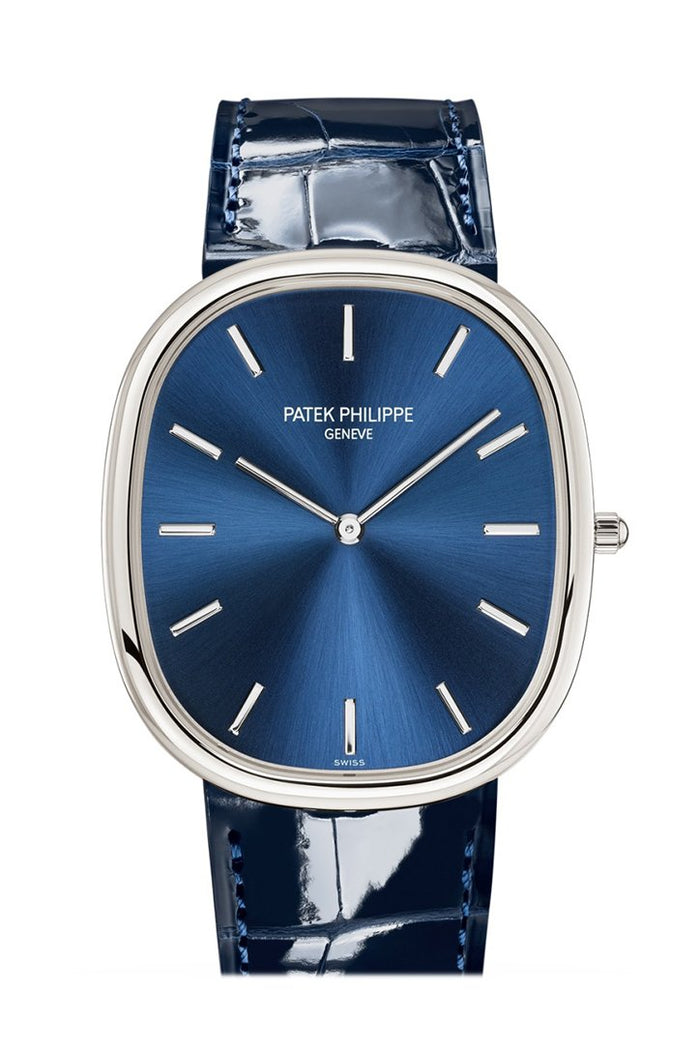 Patek Philippe Golden Ellipse Men's Watch 5738P-001