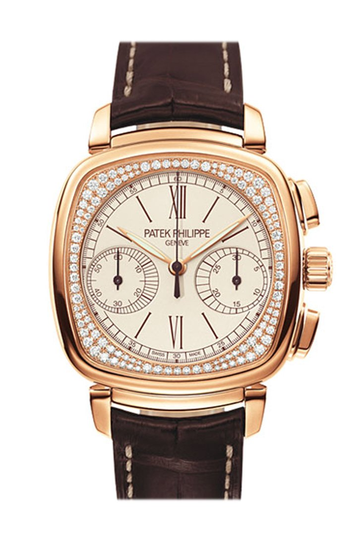 PATEK PHILIPPE Complications Chronograph Ladies Watch 7071R-001