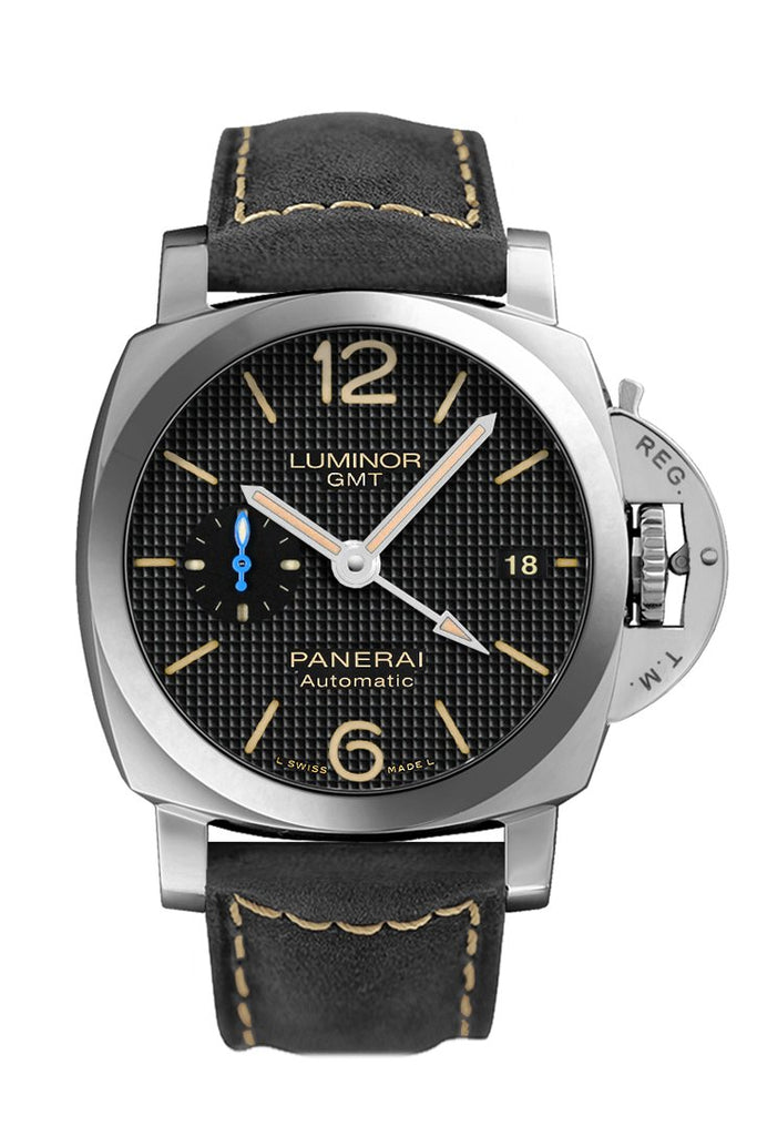Panerai Luminor 3 Day Pam01535 Black Watch