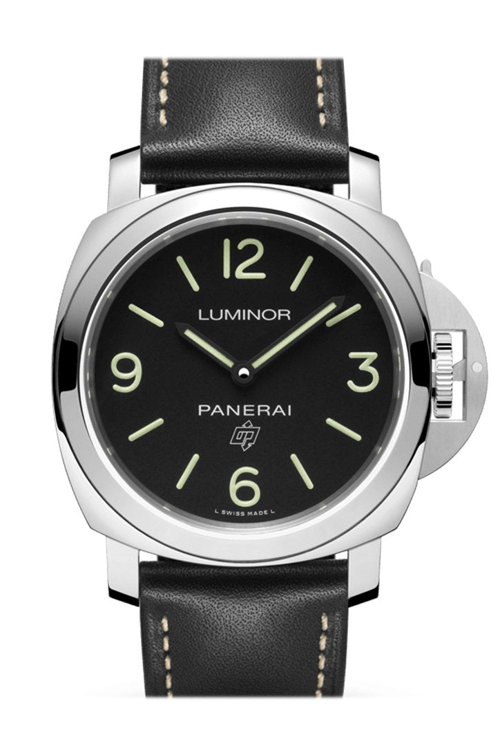 Panerai Luminor Black Dial Men's Watch PAM00773