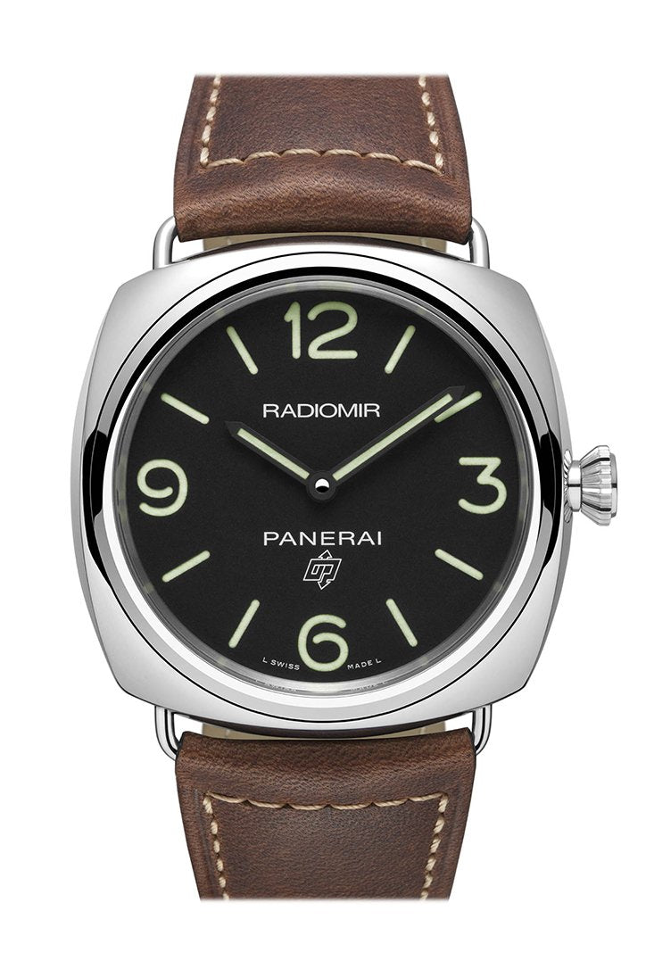PANERAI Radiomir Brown Leather Men's Watch PAM00753