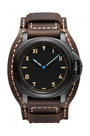 Panerai Luminor 1950 Black Dial Mens Watch Pam00779
