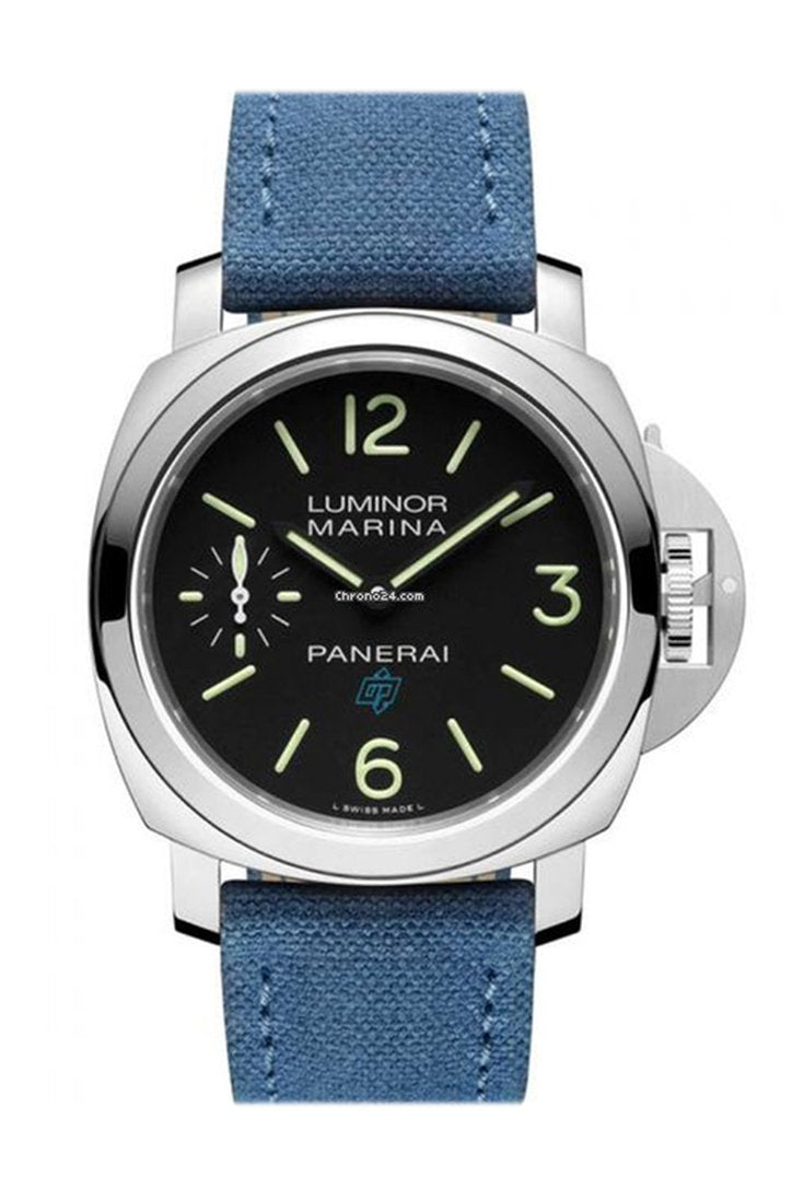 Panerai Luminor Marina Black Dial Watch Pam00777