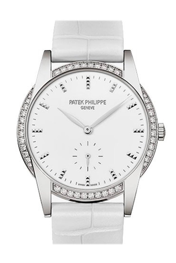 Patek Philippe Calatrava Gold Ladies Watch 7122/200G-001